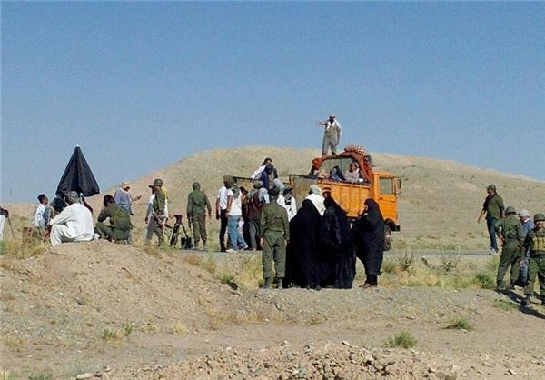 توقف تصویربرداری سریال «سرزمین کهن» صحت ندارد +عکس