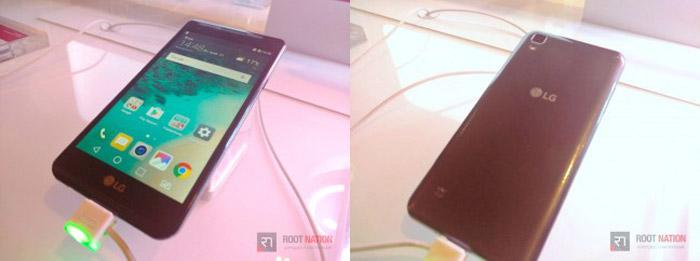 رونمایی الجی از گوشیهای X Power و X Style +عکس