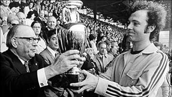 تاریخچه بازیهای یورو 1972