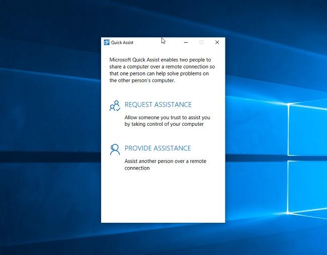 نرمافزار مایکروسافت برای کنترل از راه دور رایانهها