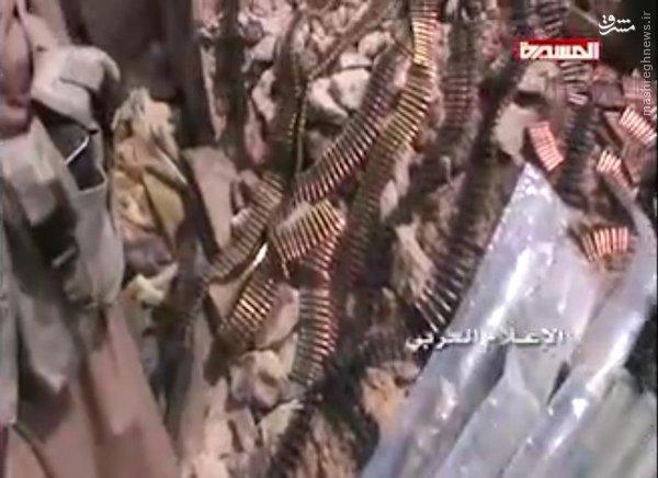 کمین انصارالله علیه نظامیان سعودی در شبوه+عکس