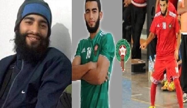 فوتبالیست معروف داعش کشته شد