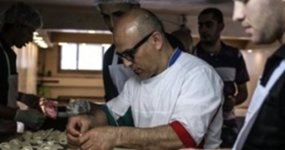 شیوه جالب همبستگی ایتالیایی ها با ساکنان غزه