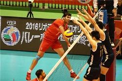 پیروزی سخت و شیرین ایران مقابل چین/ شاگردان لوزانودر یک قدمی المپیک