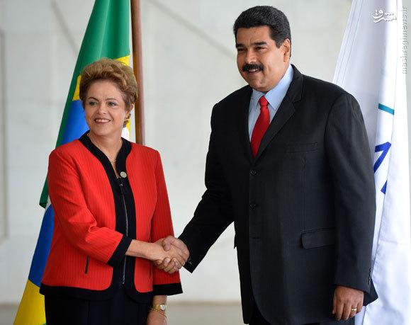 برکناری «روسف» اولین کودتای آمریکا در برزیل نیست +فیلم و عکس