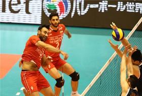 سه ستاره والیبال ایران در جمع بهترین بازیکنان مسابقات