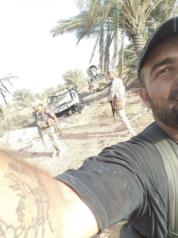 ناکامی هجوم داعش به شهر کبیسه عراق+عکس