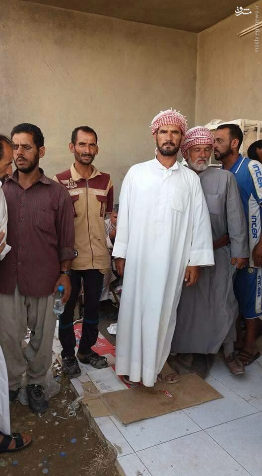 کشف زندان مخفی داعش در اطراف فلوجه+عکس