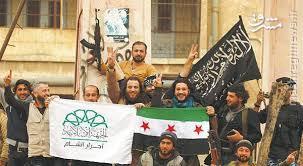 فرار تروریستها از ادلب تحت حملات هوایی+عکس