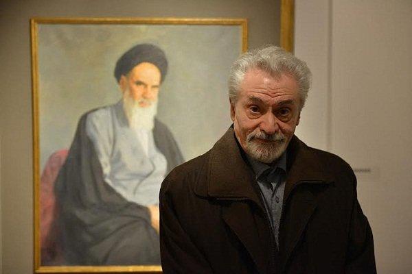 نقاش پرترههای امام(ره) از خلق کاریزماتیکترین سوژهاش میگوید