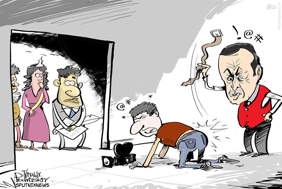 1671854 899 کاریکاتور/ اردوغان را نرنجانید!