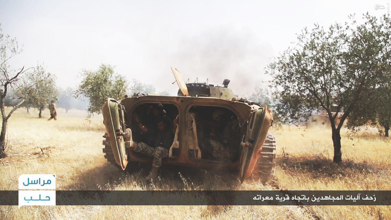 عملیات غافلگیرانه ارتش سوریه برای فتح رقه/حمله القاعده و ارتش آزاد به جنوب حلب/پیشروی ارتش سوریه در غوطه دمشق