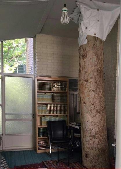 درس وزیر بهداشت از امام خمینی(ره) +عکس