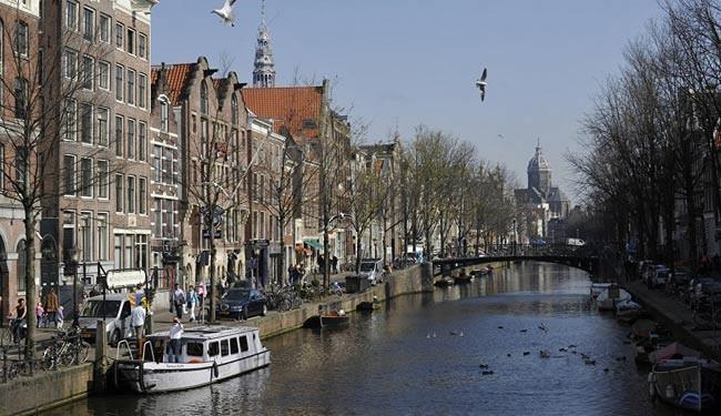 هلند زیر آب خواهد رفت