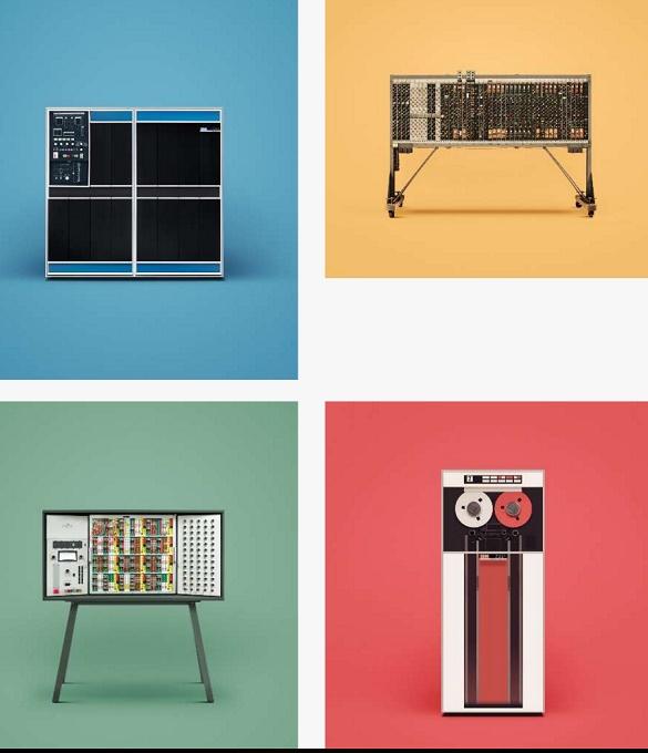 رایانههایی که دنیا را تغییر دادند +عکس