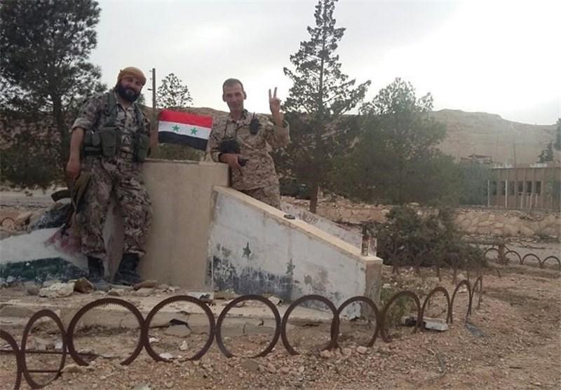 دفع حمله تروریستها به حومه جنوبی حلب