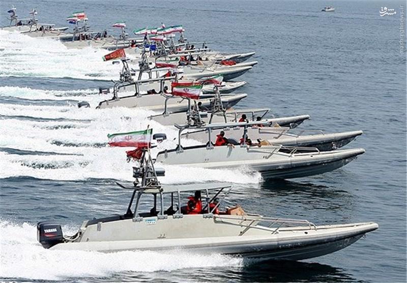 روش های مقابله با «تاکتیک های نامتقارن» نیروی دریایی سپاه پاسداران