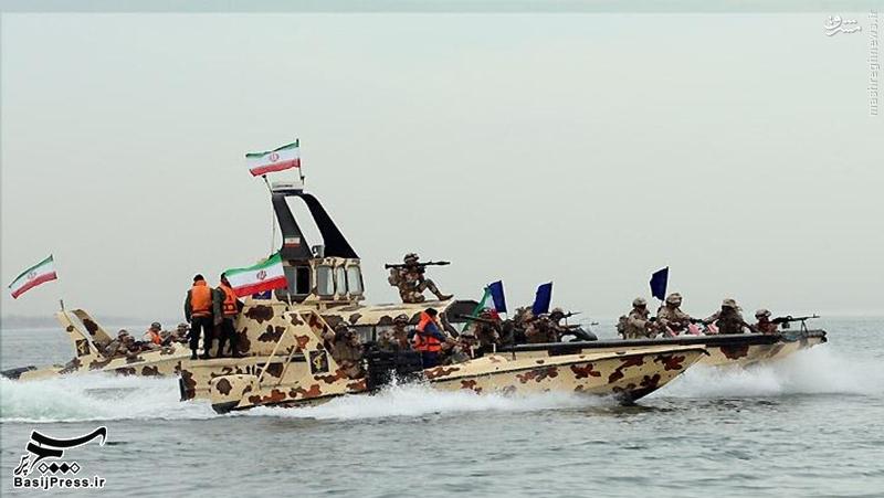 چالشهای دریایی سپاه برای آمریکا پس از برجام + دانلود