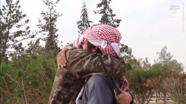 انتحاری داعشی آلمانی در دیرالزور سوریه+عکس