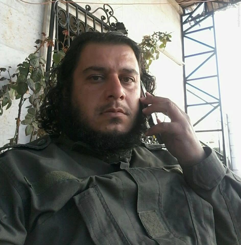 ترور فرمانده ارشد ارتش آزاد در حلب+عکس