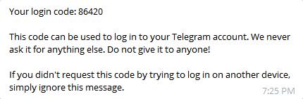 از مکالمات تلگرام خود فایل Pdf بسازید +آموزش