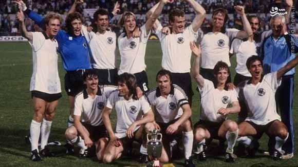 تاریخچه کامل جام ملتهای اروپا (1980)/