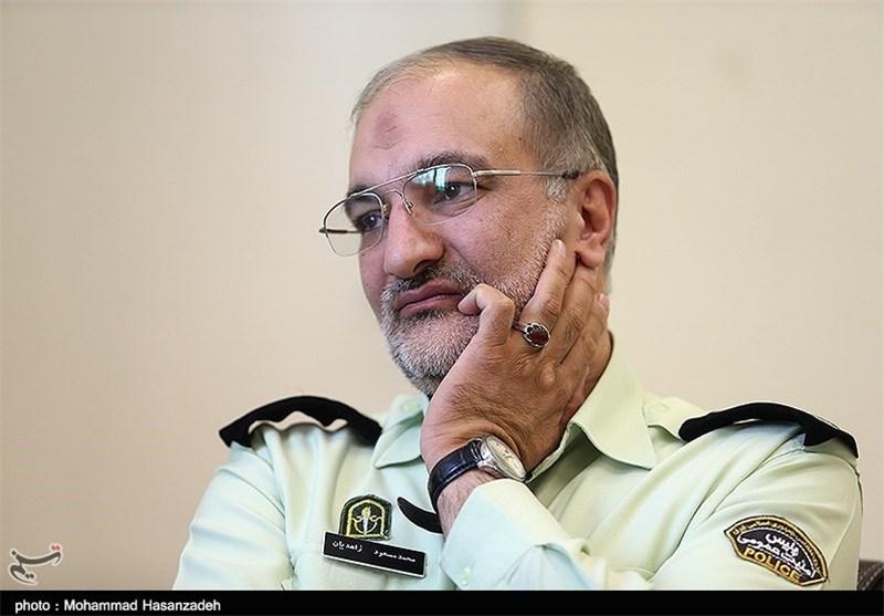«زاهدیان» رئیس پلیس مبارزه با مواد مخدر میشود +عکس