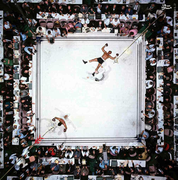 عکس/ برترین عکس ورزشی تاریخ