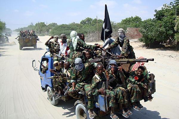 تشدید تروریسم اسلامی در آفریقا
