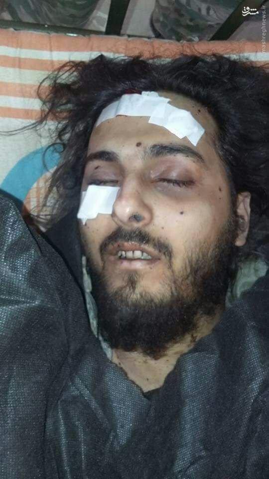 هلاکت فرمانده ارشد القاعده در جنوب حلب+عکس