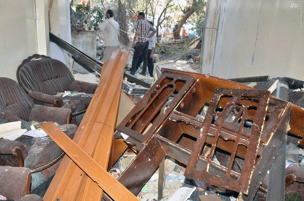 قتل عام ارمنی های حلب توسط تروریستهای ارتش آزاد+عکس