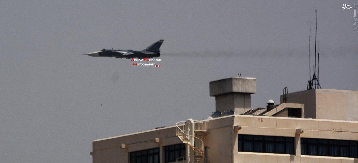 پیشروی گسترده ارتش سوریه به سمت رقه/عملیات معکوس مدافعان حرم در جنوب حلب/نبردهای سنگین شبه نظامیان چندملیتی با داعش در منبج