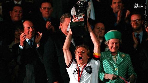 تاریخچه کامل جام ملتهای اروپا 1996/