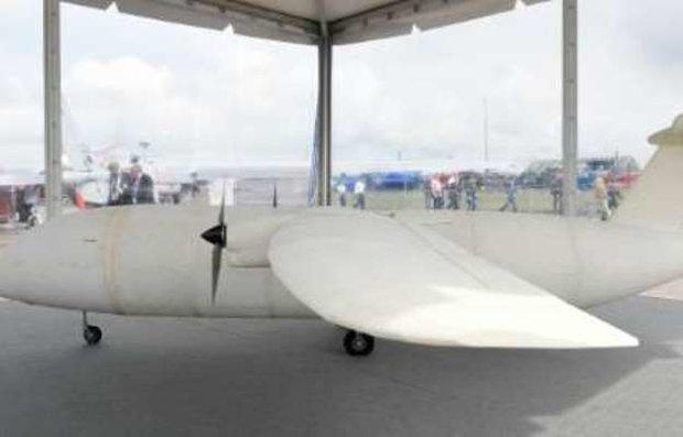 اولین هواپیمای چاپی جهان رونمایی شد