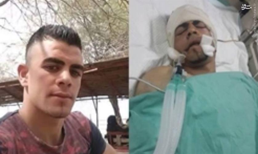 شهادت یک فلسطینی در کرانه باختری +عکس