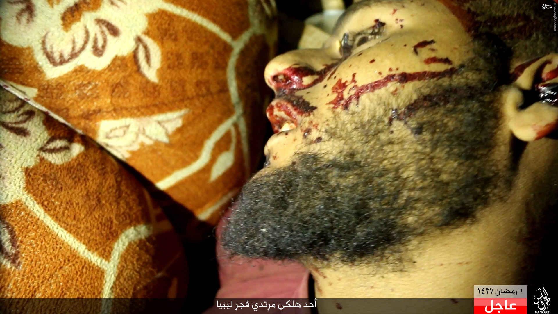 نبردهای سنگین داعش و اخوان المسلمین در لیبی+عکس