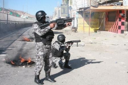 کشته شدن 5 مامور اطلاعات اردن در نزدیکی پایتخت