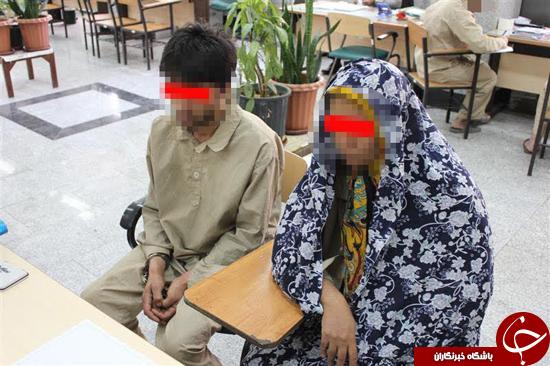 آتش زدن پیمانکار را به خاطر پیشنهاد ازدواج به همسر +تصاویر