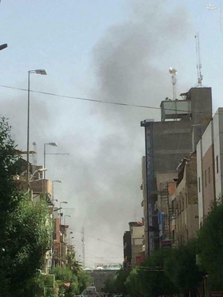 انفجار تروریستی در کربلاء+عکس
