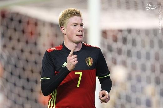 معرفی تیمهای حاضر در یورو 2016؛ بلژیک