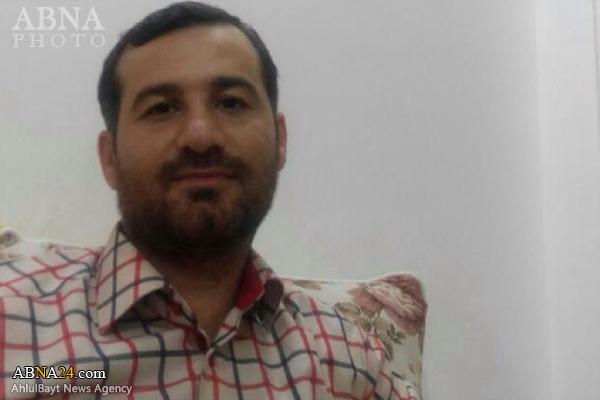 شهادت یک رزمنده ایرانی دیگر در سوریه +عکس