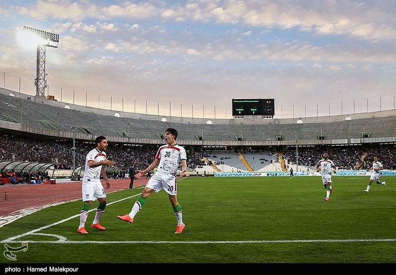 برد بیدردسر تیم ملی ایران در دیداری دوستانه/شاگردان کیروش با 6 گل به مرخصی رفتند