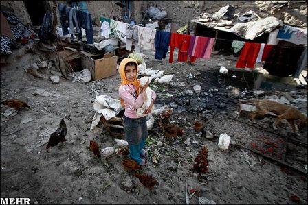 در سکونتگاههای غیررسمی تهران چه میگذرد؟