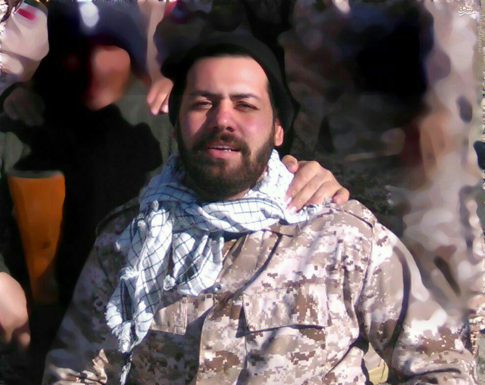خالکوبی «مجید سوزوکیِ» یافتآباد در حلب پاک شد +تصاویر