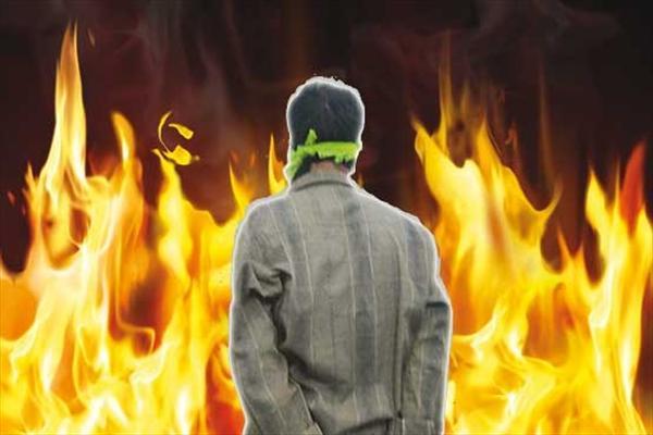 انتقام آتشین داماد ناخلف از پدر زن