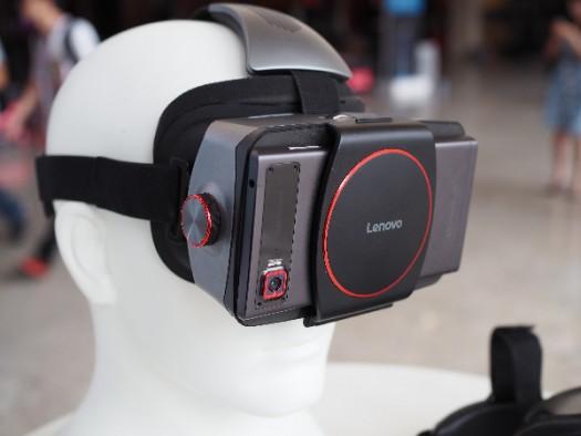 لنوو هم وارد بازار هدستهای واقعیت مجازی شد