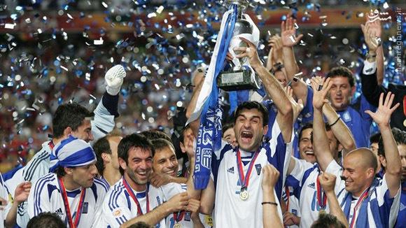تاریخچه کامل جام ملتهای اروپا 2004/