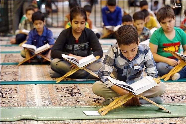 تجلی انس با قرآن در مجالس جزءخوانی نوجوانان/ حضور میلیونی مردم در بهار قرآن