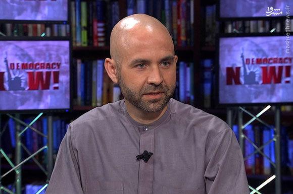 کشیشی که در انتقاد از اوباما استعفا داد +فیلم و عکس