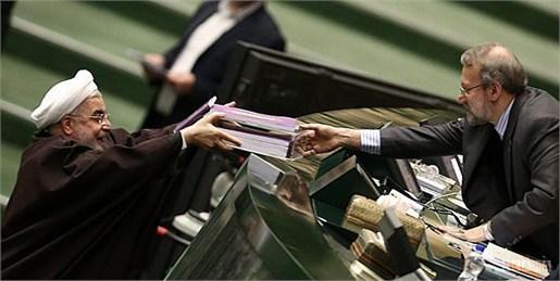 رشد لجام گسیخته بودجه جاری مجلس در 8 سال اخیر
